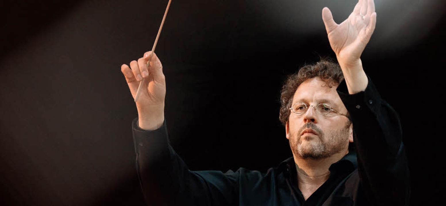 Dirigent Mark Mast    Foto: Schwarzwald Musikfestival