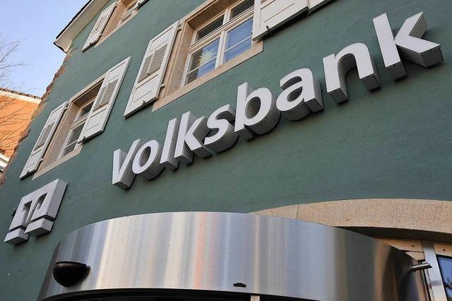 Bei der Volksbank Staufen denkt keiner an Fusionen