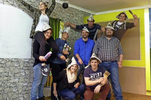 Theatergruppe der Kolpingsfmailie Rotzingen in Rotzingen