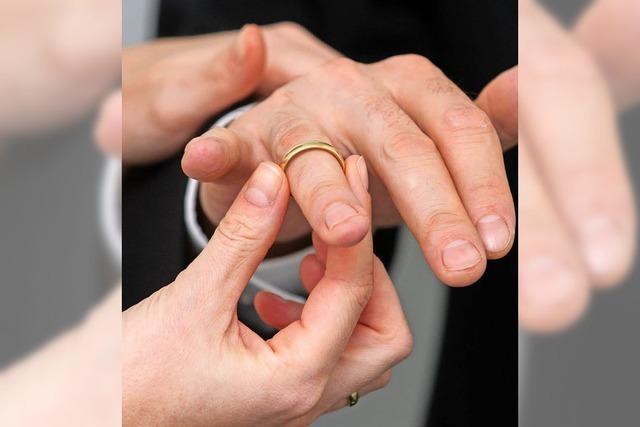 Vorbereitung auf die Hochzeit