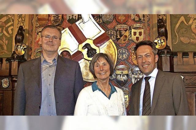 Andreas Jobst ist neuer Vorsitzender des Breisgau-Geschichtsvereins