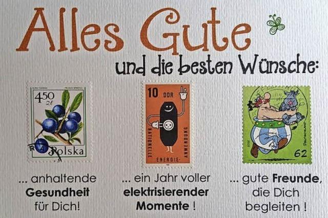 Briefmarkensammler treffen sich am Sonntag im Bürgerhaus am Seepark zum Großtauschtag