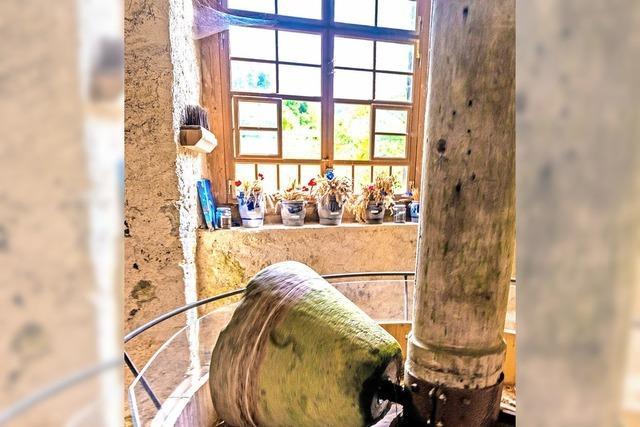 Mühle öffnet Pforten