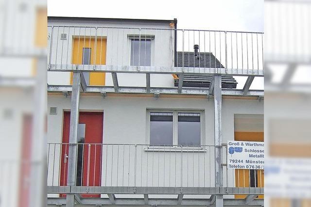 Ein neues Zuhause für Flüchtlinge