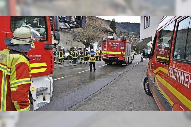 Feuerwehr auf Sparkurs