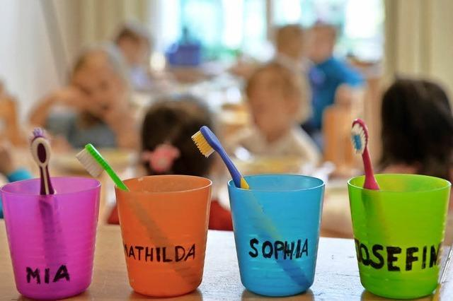 Räte wollen zentralen Kindergarten