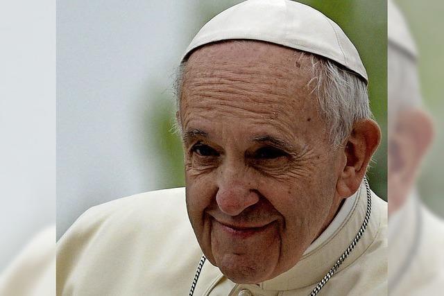 Franziskus auf heikler Mission in Ägypten