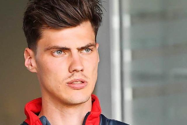 SC Freiburg bindet Pascal Stenzel langfristig