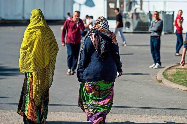 Flüchtlingsfrauen leiden unter schlechten Wohnverhältnissen