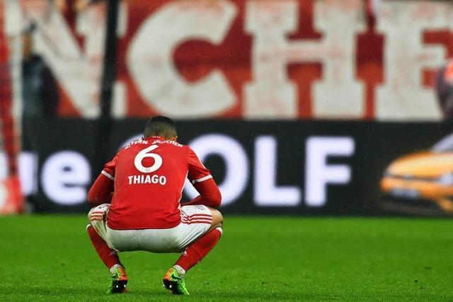 Der FC Bayern wird jetzt mit der Realität konfrontiert