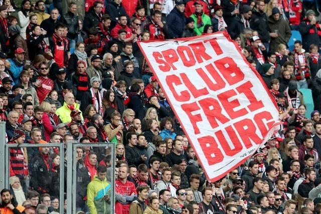 Warum geht's immer nur um den SC Freiburg?