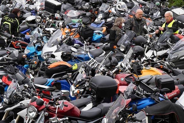 Event für alle Motorradfahrer