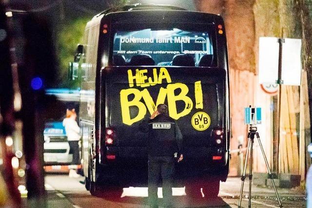 Mutmaßlicher Attentäter bestreitet Anschlag auf BVB-Bus
