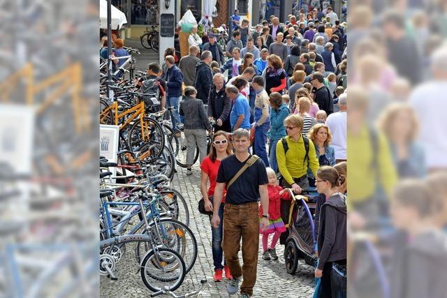 Radmarkt in Emmendingen