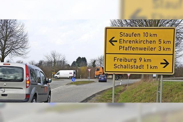 Pfaffenweiler will die neue Planung nicht