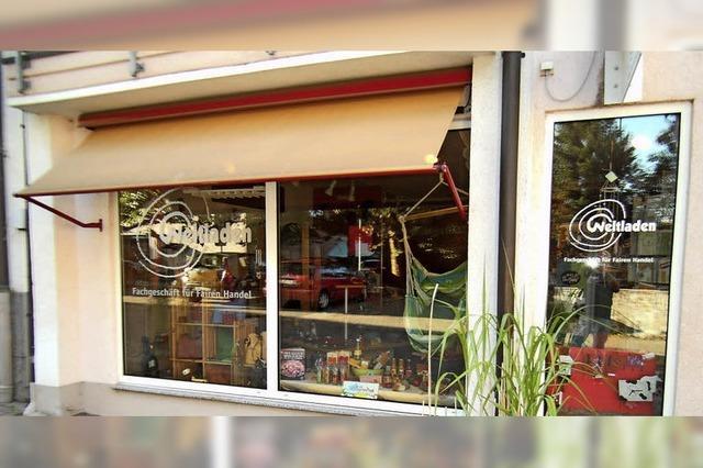 Weltladen in Wehr will faire Stadt