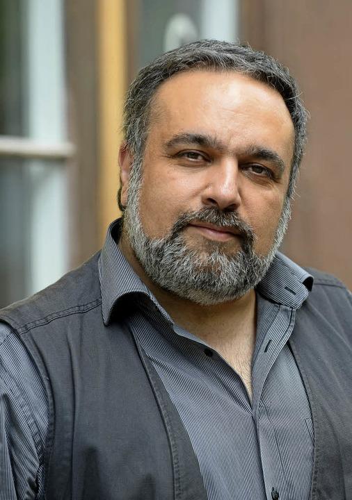 Mehrdad Zaeri  | Foto: rita eggstein
