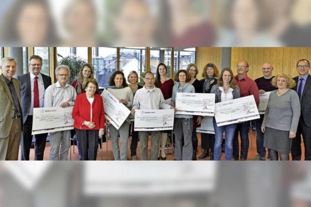 PSD-Bank spendet an soziale Organisationen