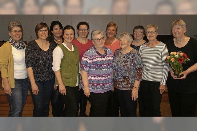 Frauenverein ist vielfältig aktiv
