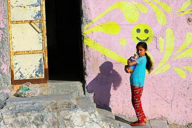 Im Gazastreifen bemühen sich die Menschen um Normalität