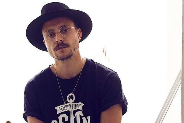 Der angesagte Modestylist Alexander Huber startete seine Karriere in Lahr