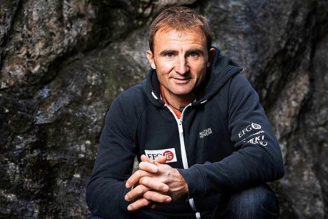Schweizer Extrembergsteiger Steck im Himalaya abgestürzt