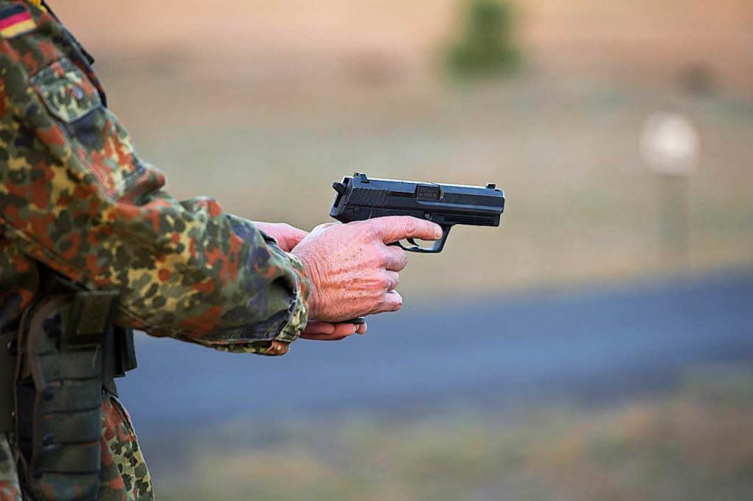 Die Bundeswehr sieht sich Vorwürfen ausgesetzt (Symbolbild)  | Foto: dpa