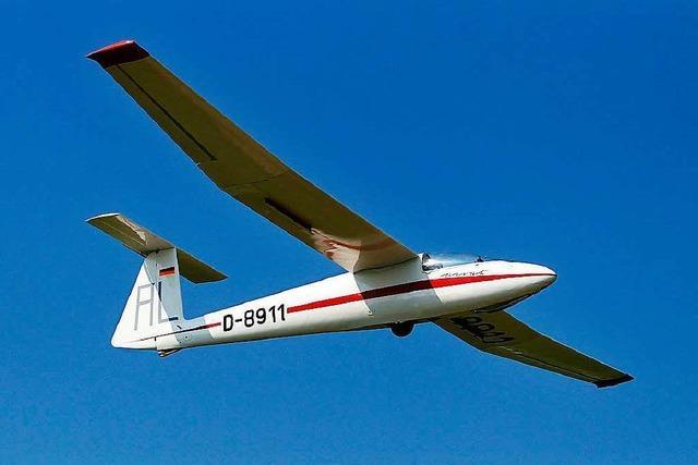 Ursache nach Berührung zweier Segelflugzeuge in der Luft unklar