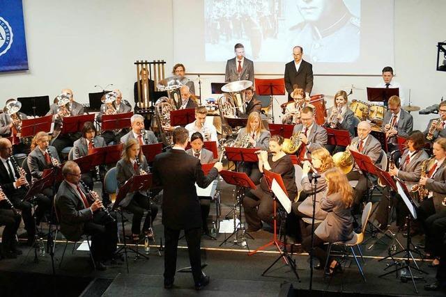 Nach 141 Jahren ist Schluss: Stadtmusik Kandern gibt letztes Konzert