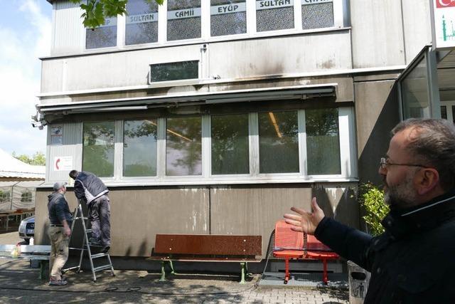 Katholische Kirche in Weil verurteilt Moschee-Anschlag