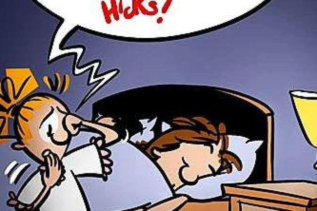 Lucy Backfisch: Eins, zwei ...Hicks!