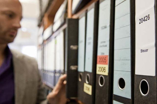 Steuerfachangestellte sind Wegweiser im Steuerdickicht