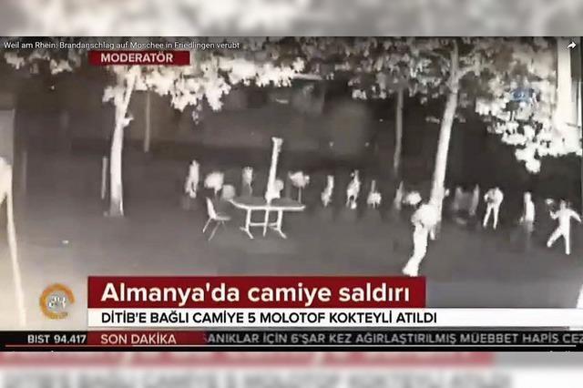 Überwachungsvideo im Netz