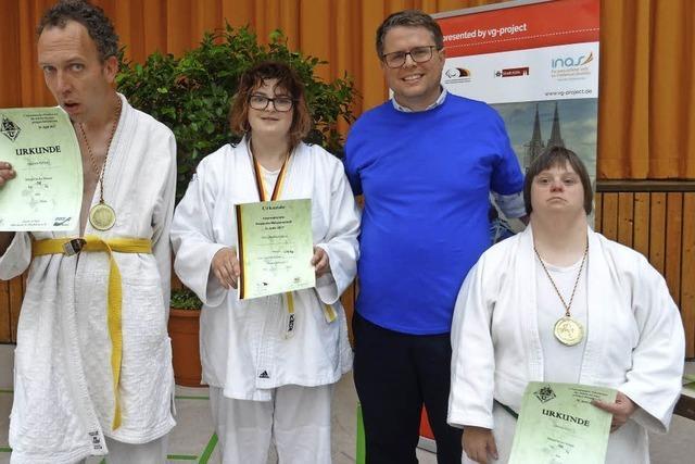 169 Judoka gehen in Wyhlen an den Start