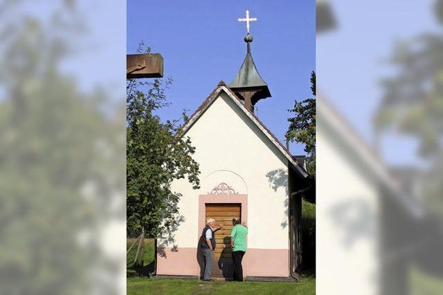 Sanierung der Johanneskapelle ist abgeschlossen