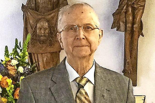 MENSCHEN: Zu Besuch bei Pfarrer Leibbach