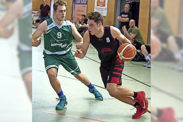 CVJM Lörrach im Pokalfinale