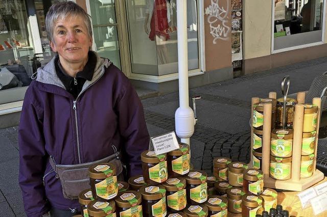 Offenburger Marktleute ziehen eine erste Bilanz der Frostnächte