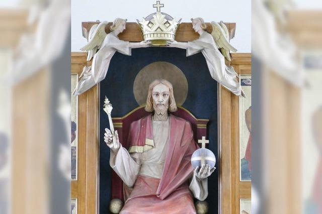 Christian Heß zeigt Priester Max Josef Metzger den Weltfrieden begründen wollte