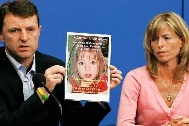 Vor zehn Jahren verschwunden: Der Fall Maddie