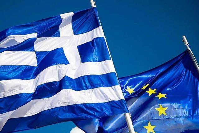 Griechenland einig mit den Gläubigern auf neuen Sparplan