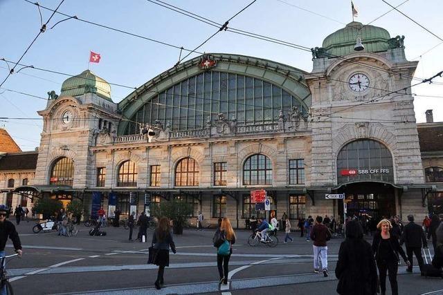 Basler Bahnhof SBB braucht weiteren Zugang
