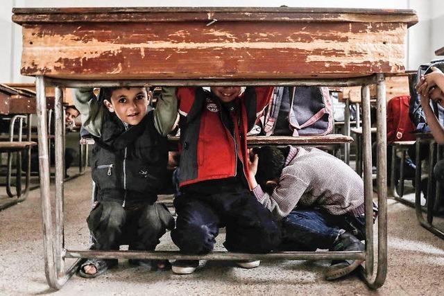 Schulalltag in Syrien