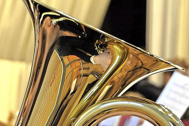 Konzert der Freiburger Orchestergesellschaft im Kultur- und Bürgerhaus Denzlingen