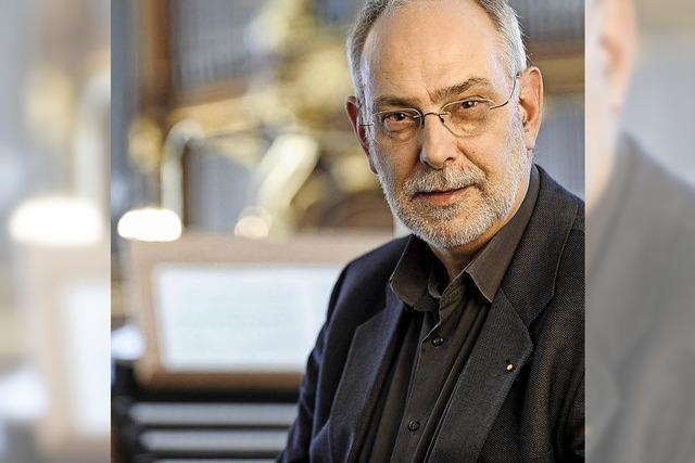 Christoph Schoeners Orgelkonzert im Basler Münster