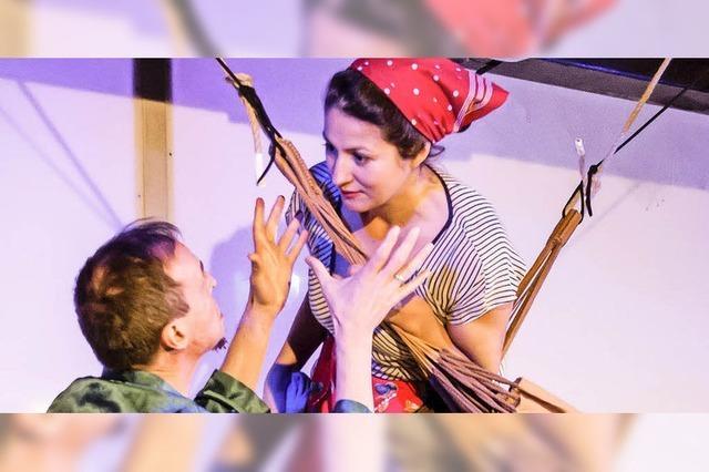 Freiburgs Wallgraben-Theater spielt Marius von Meyenburgs Komödie