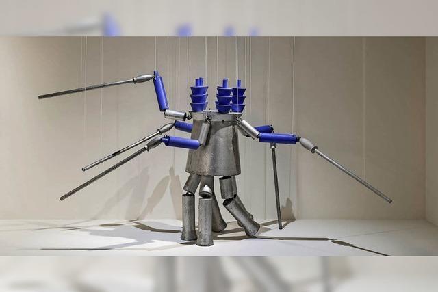 Das Zürcher Museum für Gestaltung lässt in einer Ausstellung die Puppen tanzen