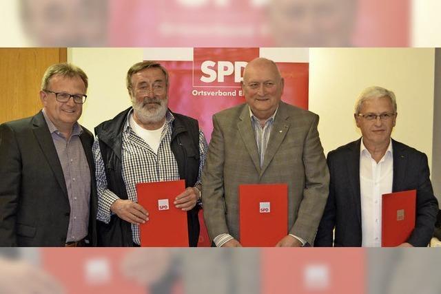 SPD praktiziert Harmonie