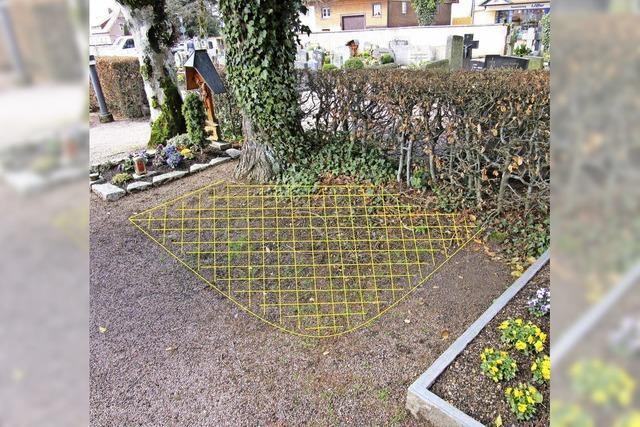 St. Märgen denkt auch über Baumgrabstätten nach