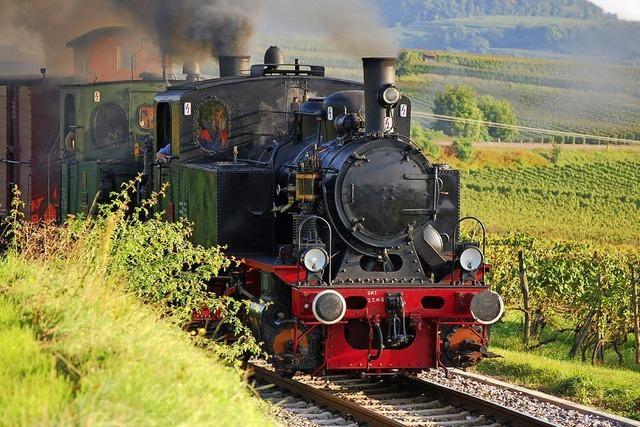 Rebenbummler und Kandertalbahn